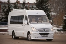 Mercedes-Benz Sprinter Exclusive